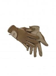 Рукавички HKM темно-коричневий
