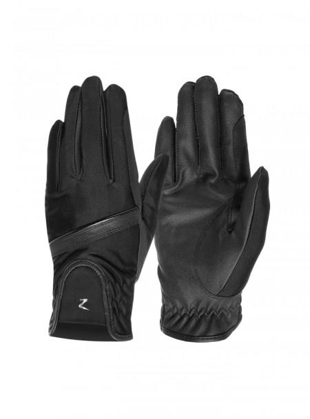 Зручні дихаючі рукавички для вершниць Evelyn Horze р.6 Фото