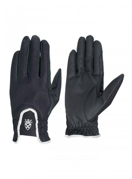 Утеплені зимові рукавички для вершників Evelyn Horze за помірною ціною Фото