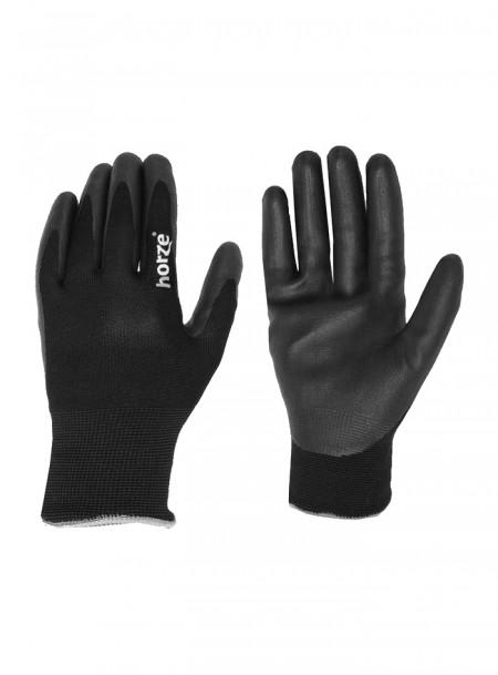 Якісні літні рукавички для занять верховою їздою та роботи в стайні від ТМ Horze Фото