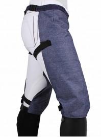 Универсальный водонепроницаемый защиту на ноги QHP для занятий в дождливую погоду Фото