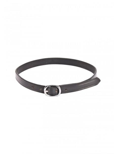 Ремені для шпор в чорному кольорі від компанії QHP Фото