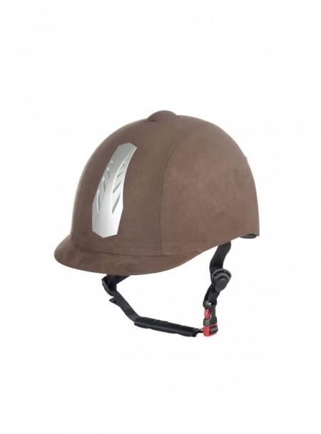 Якісний шолом Glitter з регулюванням для вершника Фото