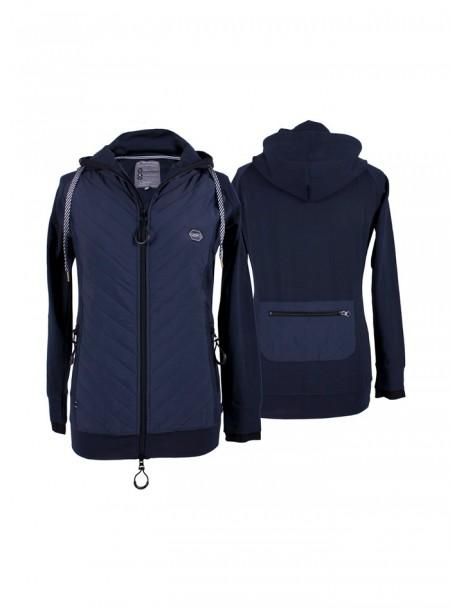 Куртка з капюшоном для вершників QHP 38 розміру Фото