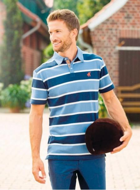 Футболка чоловіча для вершників Polo XXL Фото