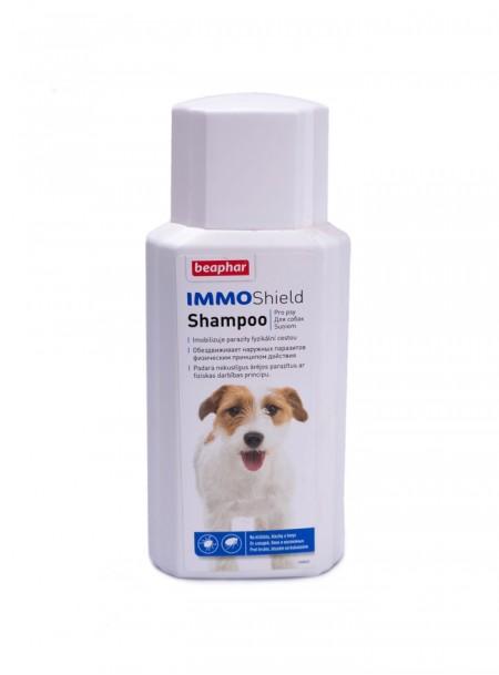 Ветеринарний шампунь для захисту шкідників на основі диметикону Beaphar 200 мл. Фото