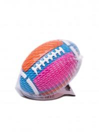 Іграшка дом.твар. CROCI, серія SPIKY, М'яч регбійний кольоровий