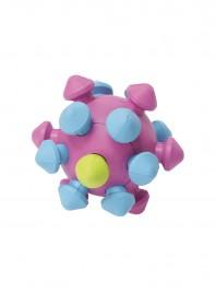 Іграшка дом.твар. CROCI литий м'яч-міна