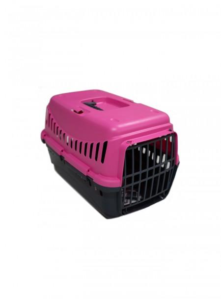 Зручна переноска для тварин Gipsy 1 small Pink Фото