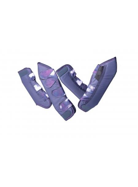 Комплект оригінальних ногавок QHP 4 шт  (передні і задні) з неопрену в розмірі Cob Фото