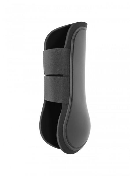 Парні ногавки Tendon Horze з міцного пластику та неопрену в Cob розмірі Фото