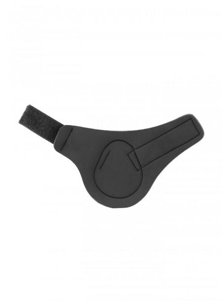 Зручні ногавки Fetlock від бренду Horze в розмірі Cob з пластику та м'якого неопрену Фото