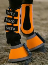 Ногавки світловідбиваючі для коня M
