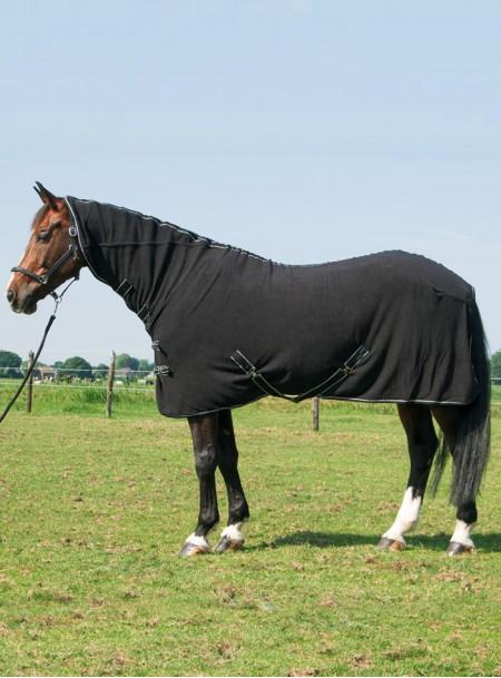 Зимова попона з шиєю для скакуна від фірми Harry's Horse Фото