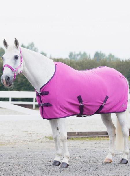 Зимова попона з флісу для коня Фото