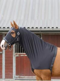 Захисна маска для голови та шиї коня від компанії Harry's Horse Фото