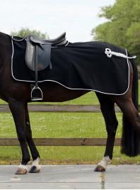 Захисна, попона на задню частину коня QHP