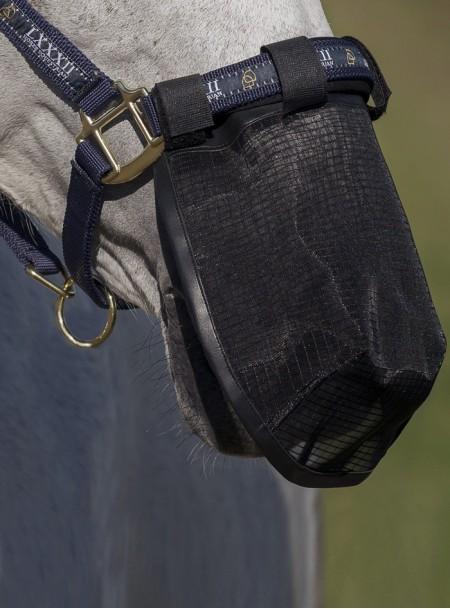 Захисна маска від мух на ніс коня Full розміру Фото