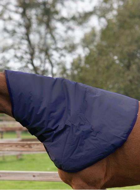 Попона для захисту від дощу на шию коня від компанії QHP Фото