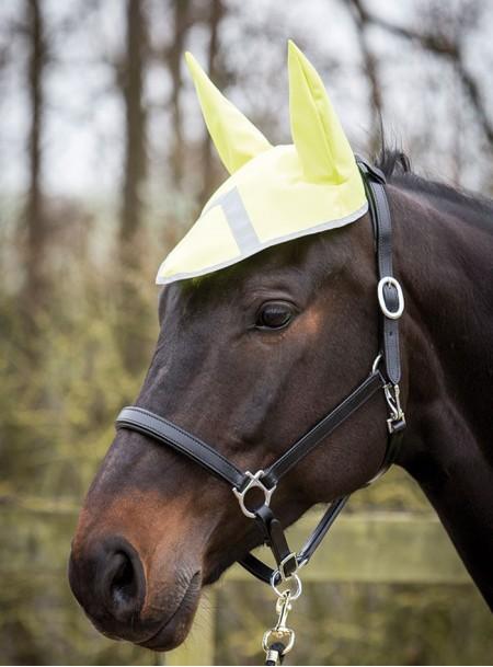 Вушка світловідбиваючі для коня Harry's Horse Фото