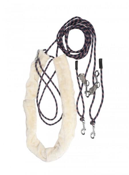 Кермовий ремінь (шлея) для коня від бренду Harry's Horse Фото