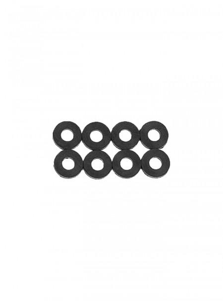 Кільця 8 штук для фіксації Т – образних пряжок від бренду Horze Фото