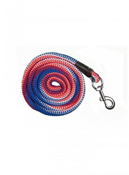 Чомбур з шарніром для скакуна від компанії HKM довжиною 180 см. Фото