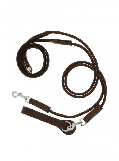 Чорний шпрунт NORTON PRO для роботи з поні або на невеликого коня Фото