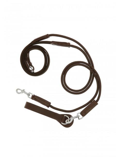 Повнорозмірний шпрунт для коня NORTON PRO FULL з 100% поліпропілену та міцними карабінами Фото