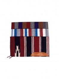 Бавовняний килимок Navajo під сідло в розмірі 76 х 76 см Фото