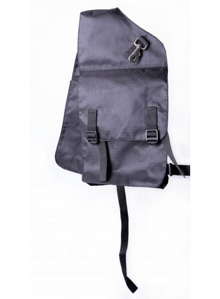 Універсальна сумка для сідла від ТМ Horze з якісного дихаючого полотна Фото