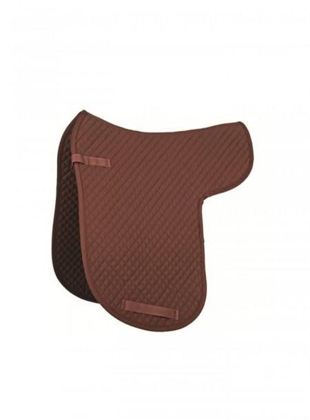 Вальтрап під сідло для коня Pony HKM коричневого кольору Фото