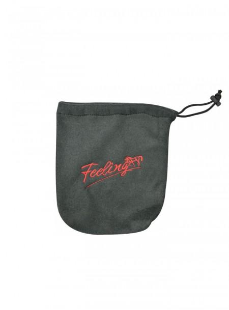 Чорна м'яка сумочка для комплекту стремян від ТМ FEELING Фото