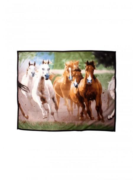 М'яка флісова ковдра «Herde» від бренду НКМ Фото