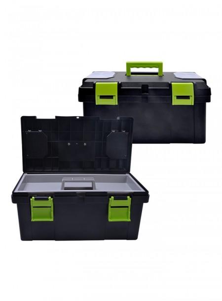 Ящик для зберігання щіток QHP чорний Фото