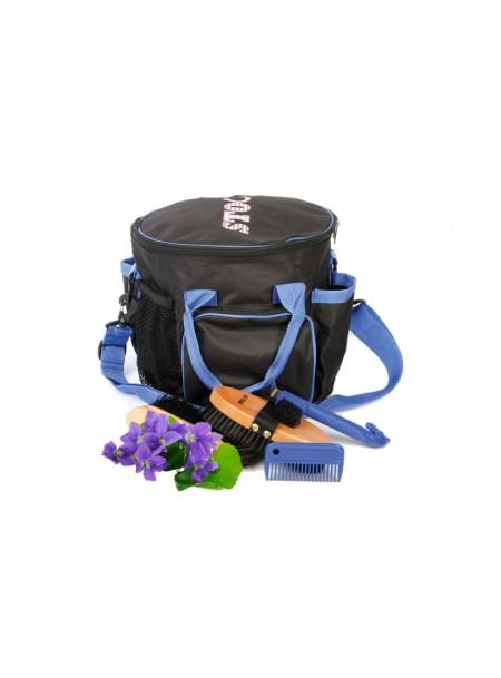 Набір для грумінгу коня з сумкою Stout Фото