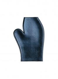 Масажна гумова рукавичка для чищення тварин