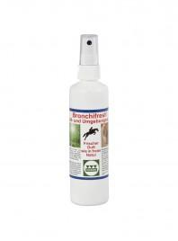 Освежающий спрей для конюшни с эфирными маслами от компании BRONCHIFRESH Фото