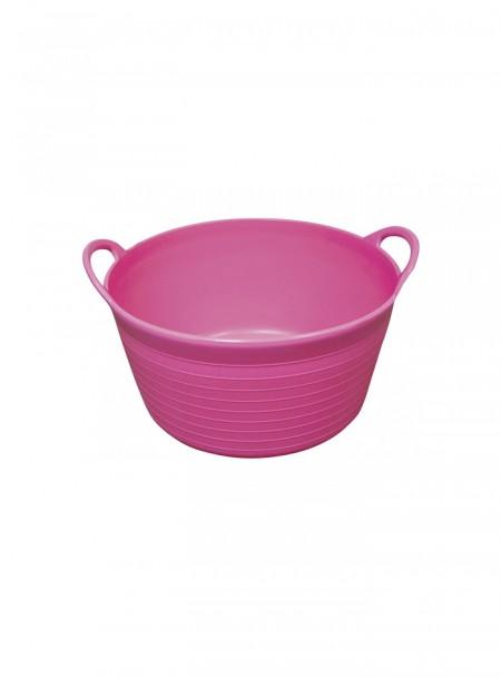 Пластиковий таз на 12 літрів в фіолетовому кольорі від ТМ HIPPOTONIC Фото