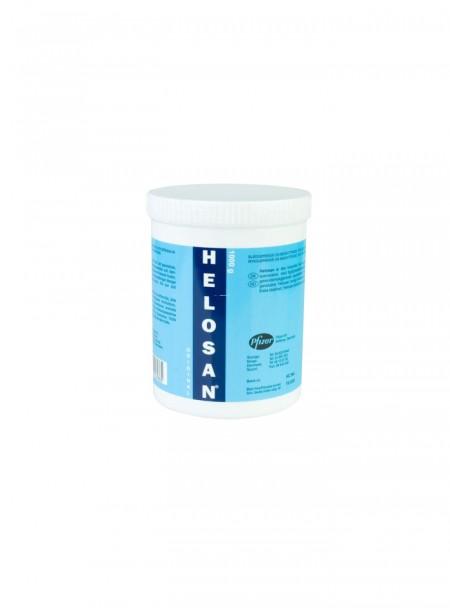 Бальзам антисептичний для шкіри тварин Helosan 1кг Фото