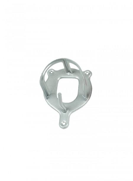 Кронштейн для вуздечки Horze, сріблястого кольору Фото