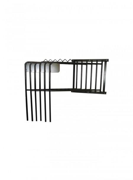 Кронштейн шести-стулковий для попон в стайню Harry's Horse 56 см Фото