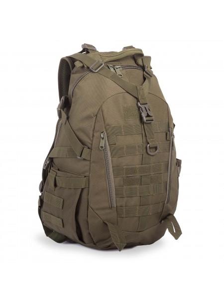 Рюкзак тактичний штурмовий SILVER KNIGHT об'ємом 40 літрів для активного туризму Фото