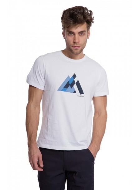 Легка бавовняна футболка для чоловіків від компанії Craghoppers Фото