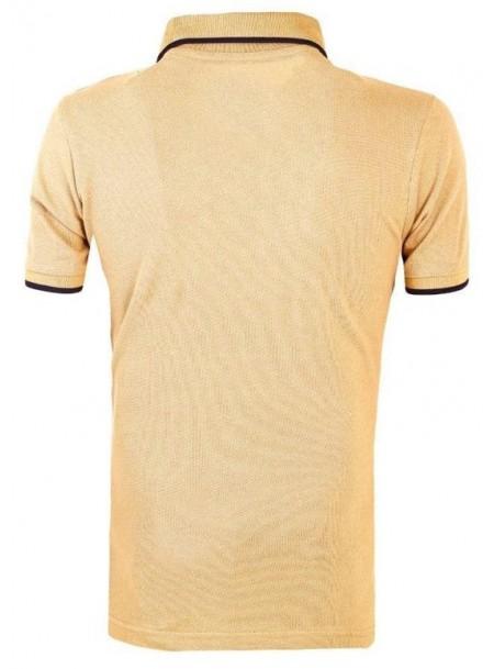 Чоловіча сорочка – поло з 100% бавовни Geographical Norway Фото
