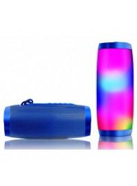 Безпровідна bluetooth колонка TG-157 Pulse з вологозахистом та різнокольоровою підсвіткою