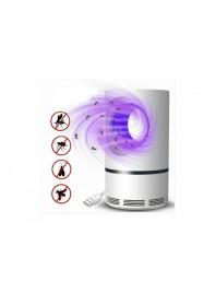 Лампа пастка для комарів знищувач комах 5 Вт USB Mosquito Killer Lamp