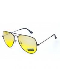 Окуляри противідблискуючі авіатори Антифари  Night View Glasses