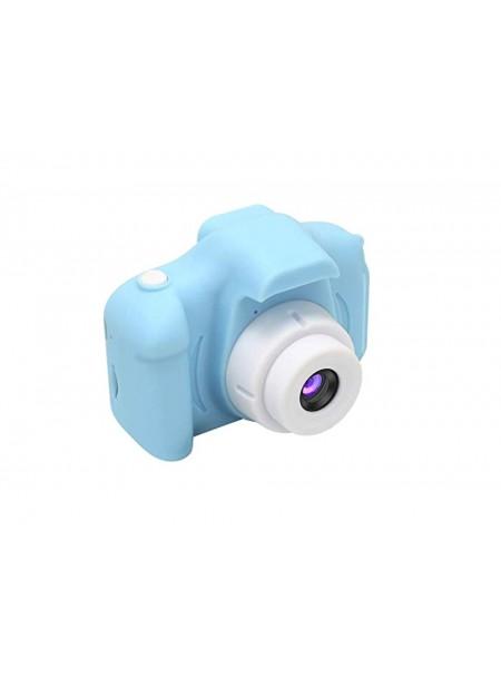 Дитячий цифровий фотоапарат з іграми Фото