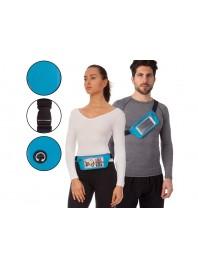 Чохол-сумка на пояс для бігу RUNNING WAISTPACK